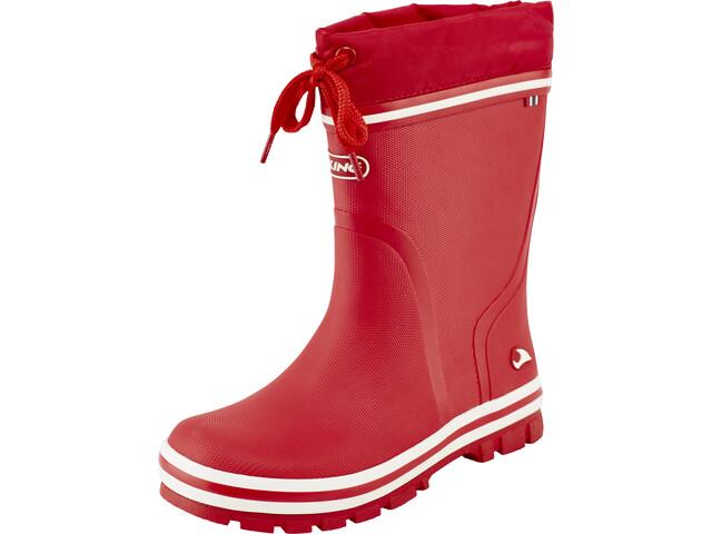 Viking Footwear New Splash Winter Boots Kids red